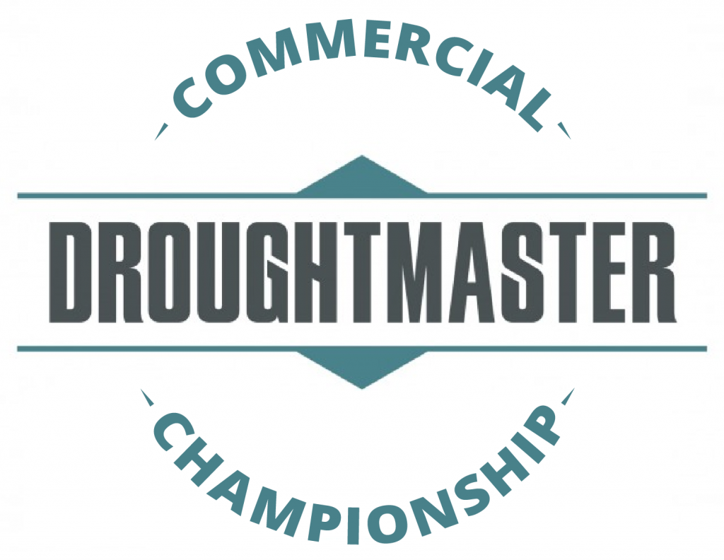 Droughtmaster Commercial Championship Logo