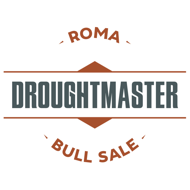 nationale droughtmaster bull sale logo